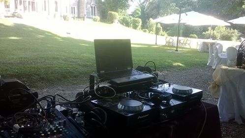 SAB 10-06-2017 – DJ Sorbara @ Wedding Party @ Castello di Giol – San Polo di Piave