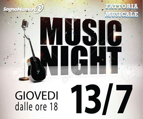 13-07-2017 – DJ Sorbara @ Music Night @ Treviso