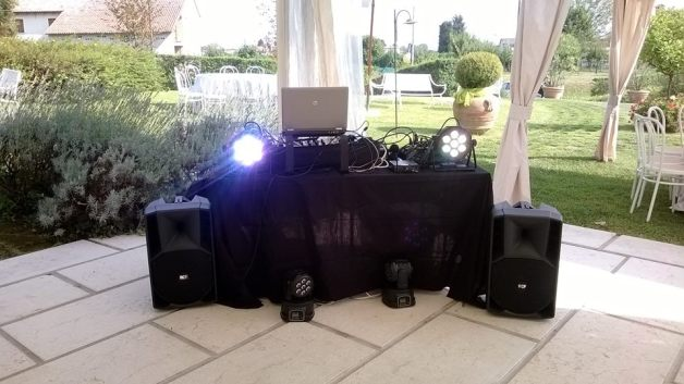 26-08-2017 – DJ Sorbara @ Wedding Party @ La Cucina di Crema @ Giavera del Montello – TV