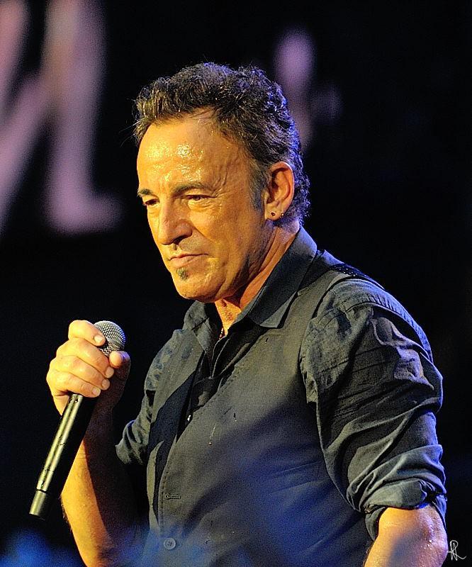 Bruce Springsteen 2012