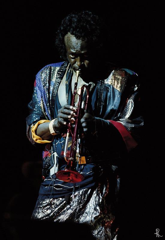 Miles Davis 1989