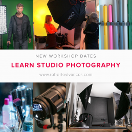 Learn Studio Photography