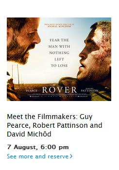 Meet the Filmmakers_UK Apple Store