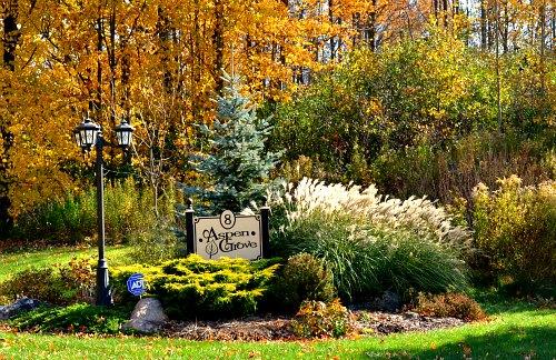 Aspen Grove Gardens, by Robert Pavlis