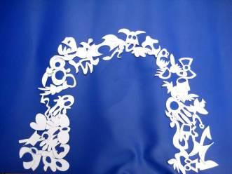 symbool, symbol, logo, icon, wit, logo, robert, pennekamp, poort, wit, hout, recycle, nieuw, papier, zwerver, dief, landloper, taal, inbreker, dieven
