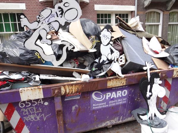 grof vuil amsterdam, grof afval amsterdam, container, sloop, vuilnis, bouwafval, puin afval, groen afval, stenen, hout, bouw, robert, pennekamp, amsterdam