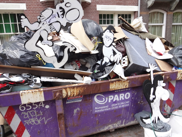 Trash Art Amsterdam