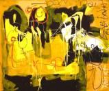 Hak Gebak, Robert, Pennekamp, Robert pennekamp, olieverf, linnen, painting, oil, schilderij, 474, gemengde technieken