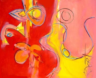 Bellydance Art Experience, buikdans, buikdanswinkel, robert, pennekamp, belly dance, buikdanseres, amsterdam, schilderij, olieverf, linnen, beweging, toppers, top, mooi, zo maar, zomaar te mooi, 624