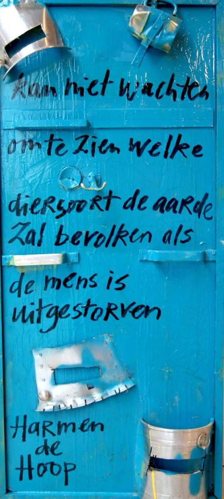 harmen de hoop, bekende nederlander, bn, bn-er, bn-ers, harde uitspraak, ingelijste, koelkast, deur