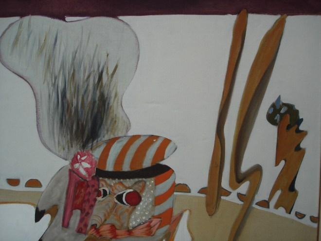prix de rome, guus van der braak, gustaaf, van der braak, schilderij olieverf, kunstenaar, schilder, naakt, figuratief, abstract, robert, pennekamp, collectie, grijs, vrouw, model, naakt, prix de rome, guus van der braak, gustaaf, van der braak, schilderij olieverf, kunstenaar, schilder, naakt, figuratief, abstract, robert, pennekamp, collectie, grijs, vrouw, model, ,naakt,prix de rome, guus van der braak, gustaaf, van der braak, schilderij olieverf, kunstenaar, schilder, naakt, figuratief, abstract, robert, pennekamp, collectie, grijs, vrouw, model, ,naakt,, Guus van der Braak, Centauri, 70 x 60, olieverf op canvas, 1974 grijs, abstract, mensen, figuratief, abstract, 2, 1969, 127 x 106, Olieverf, Gustaaf van der Braak, schilder,