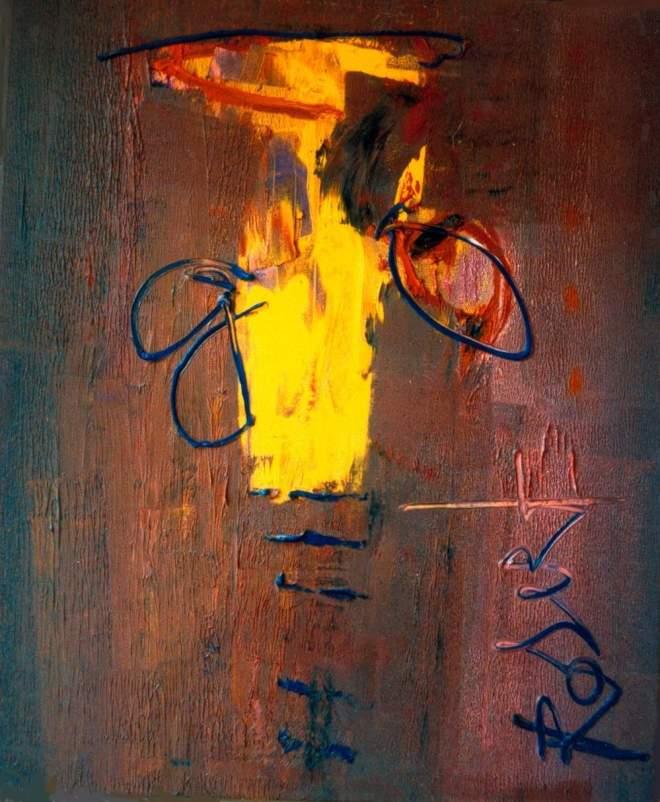 nu, 160, schilderij, robert, pennekamp, robert pennekamp, contemporary art, art, modern art, gallery, museum, top, best, top 10, painting, figurative, abstract, expositie, expressionisme, colorful,