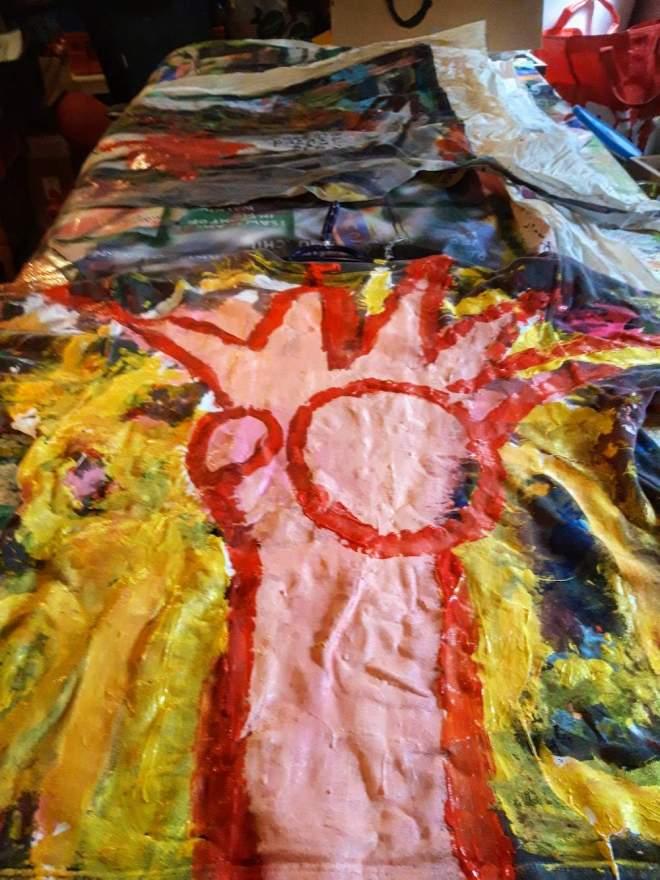 kadodo, light, installation, robert, pennekamp, art, objects, duurzaam, duurzaamheid, gevonden, spullen, conceptueel, overzicht, installatie, trash, trashart, urbanart, streetart