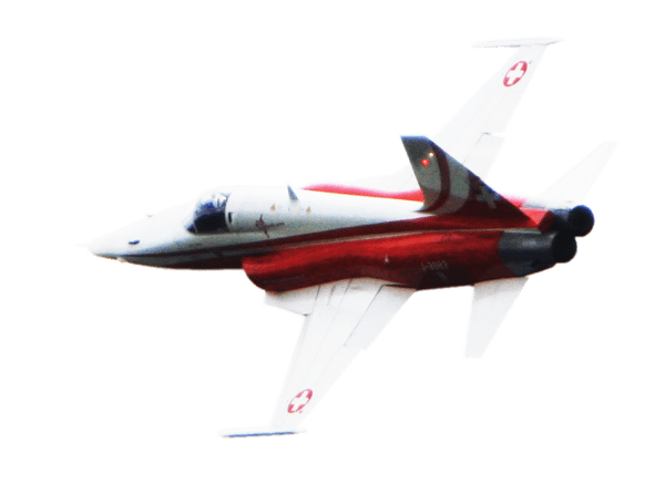 Patrouille Suisse Swiss Air Force Jet