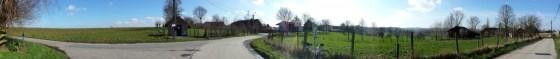 Ronde van Vlaanderen - Bovenop de Taaienberg