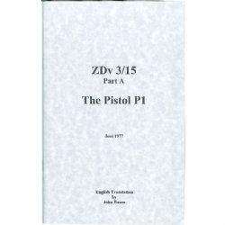 P1 Operator Manual, LIB-1962, RTG Parts