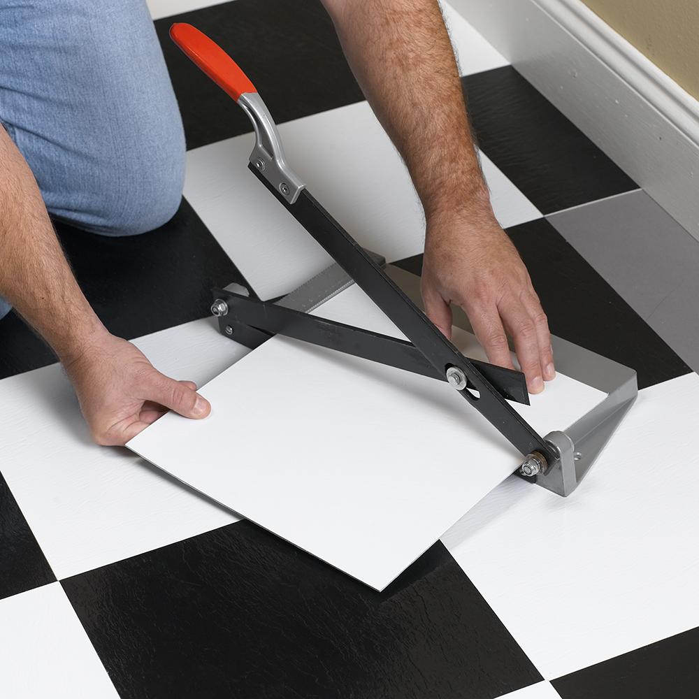 quik cut vinyl tile cutter roberts