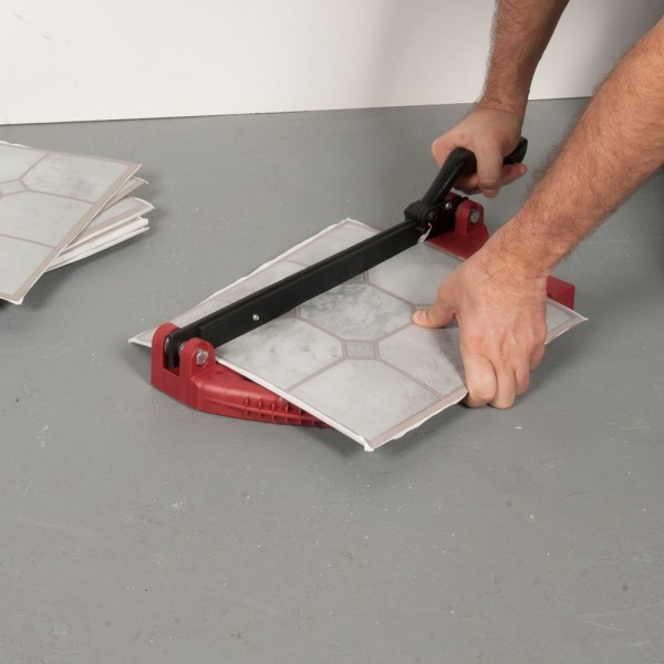 """12"""" Vinyl Tile Cutter - Roberts Consolidated"""