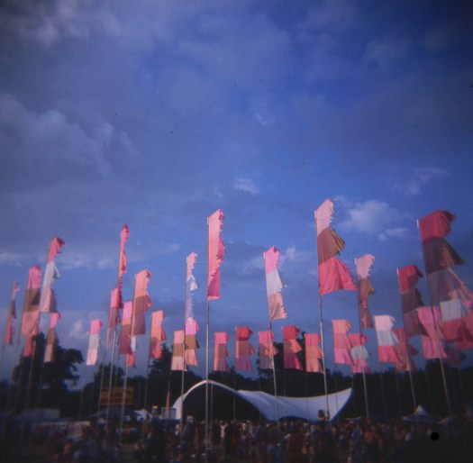 WOMAD flags by Wolfgang Haak on Flickr