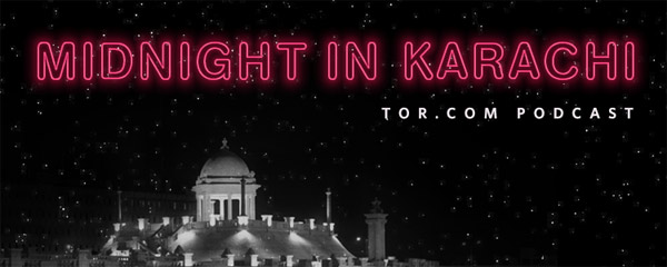 Midnight in Karachi
