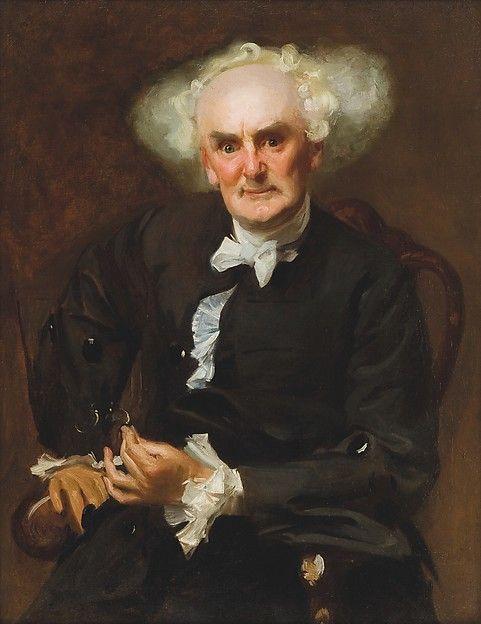 Joseph Jefferson as Dr Pangloss, by John Singer Sargent (1890)