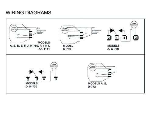 small resolution of wiring diagrams 769 series