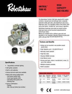 Robertshaw | Produkte | 700048
