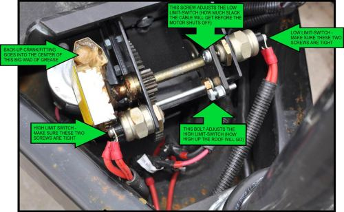 small resolution of power lift winch explanation