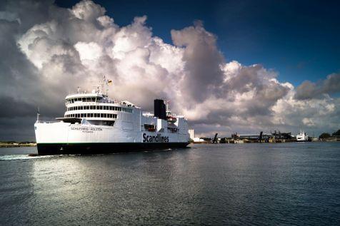 Lolland, Veerboot Rodbyhavn