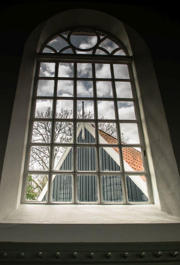 Kerk Schokland intern