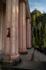 Detail villa landgoed Paltz