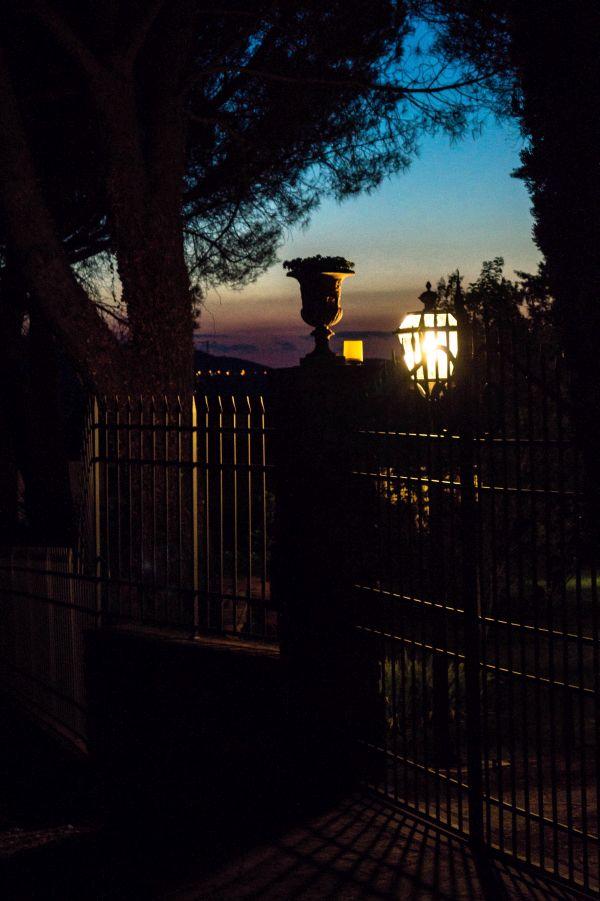 San Donato in Fronzano, Podere i Sorbi by night