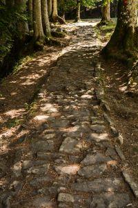 Romeinse weg vallombrosa