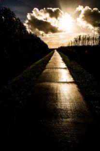 Lichtend pad naar Stille Kern