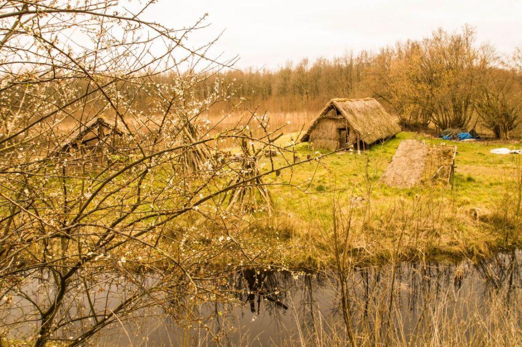 Steentijdhuis, Horsterwold, Zeewolde