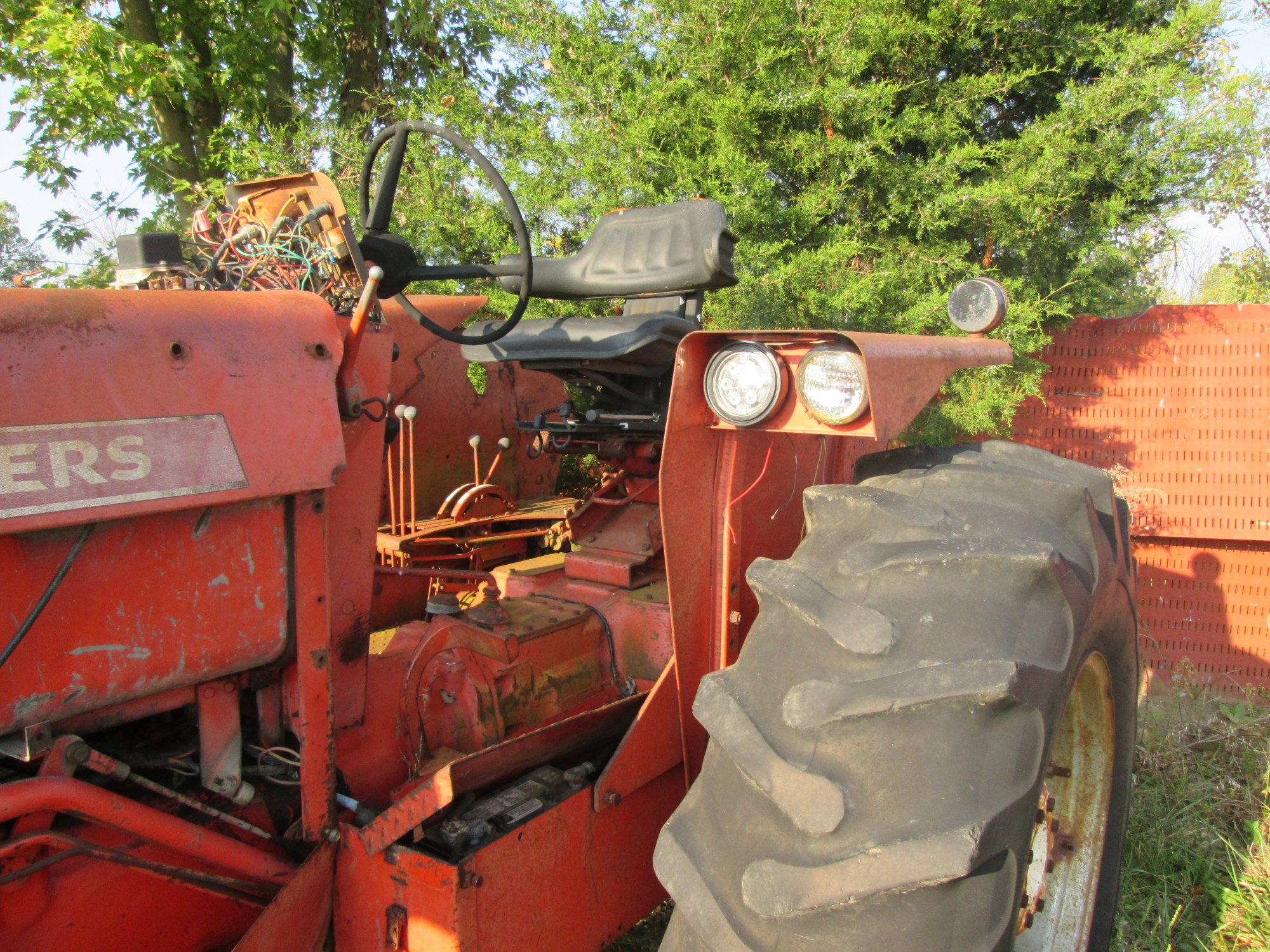 hight resolution of allis chalmers tractor led fender light 160 170 175 180 185 190 200allis chalmers tractor led