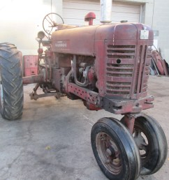 farmall 400 tractor for restoration farmall diesel tractor farmall 400 tractor diagram [ 4608 x 3456 Pixel ]