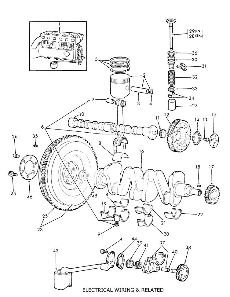 [DIAGRAM] Ford 8n Parts Wiring Diagram FULL Version HD