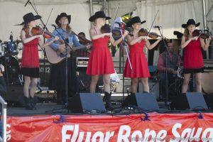 Keister Family Fiddlers Stampede 2014