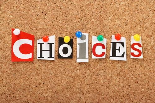 Keuzes Bepalen Je Kijk Op het Leven