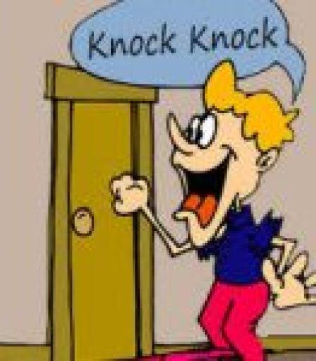knockknock