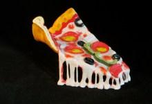 Bitten Pizza