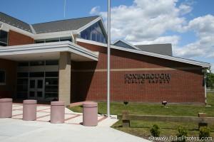 Foxboro - Foxboro Public Safety Building