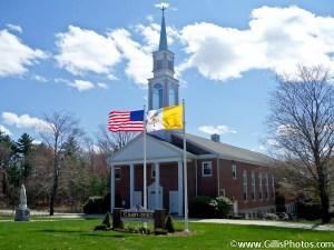 14 Church - Saint Marys Church Foxboro