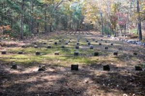 Cross Street Cemetery, Foxboro Reporter Photo
