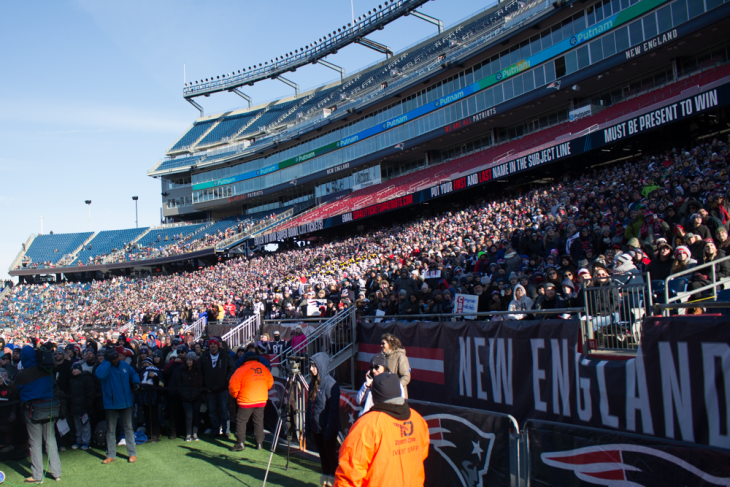 Twenty-Five takeaways from Sunday's Patriots Super Bowl sendoff rally, Sunday January 28, 2019