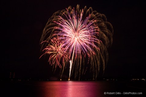Hingham Fireworks 2017 Gillis