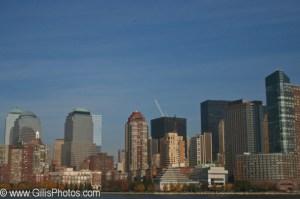 New York Skyline After 911