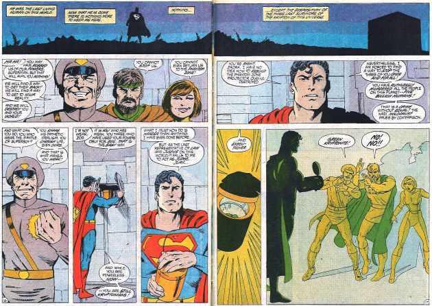 Superman V2 #22, 1986