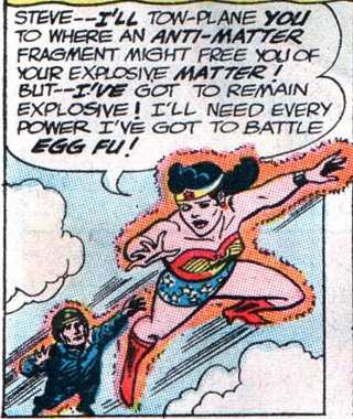 Wonder Woman V1 158 Wait--WHAT